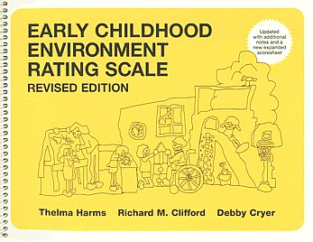 Early Childhood Environment Rating Scale Revised Edition,0807745499,9780807745496