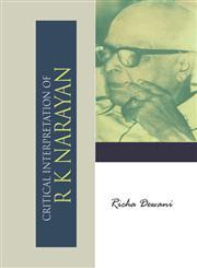 Critical Interpretation of R.K. Narayan,9382006877,9789382006879