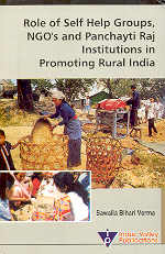 Role of Self Help Groups, NGO's and Panchayti Raj Institutions in Promoting Rural India 1st Edition,8188719080,9788188719082