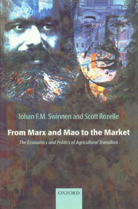 From Marx and Mao to the Market The Economics and Politics of Agricultural Transition,0199288917,9780199288915