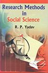 Research Methods in Social Science,8184550200,9788184550207