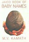 Jaico Book of Baby Names 15th Jaico Impression,8172240635,9788172240639
