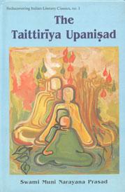 The Taittiriya Upanisad With the Original Text in Sanskrit and Roman Transliteration 2nd Impression,8124600147,9788124600146