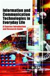 Information and Communication Technologies in Everyday Life,1859737986,9781859737989