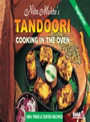 Nita Mehta's Tandoori Cooking in the Oven Vegetarian 6th Print,8178690381,9788178690384