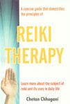 Reiki Therapy,8120726391,9788120726390
