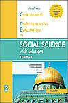Academic CCE in Social Science with Solutions Term-II X,9380644310,9789380644318
