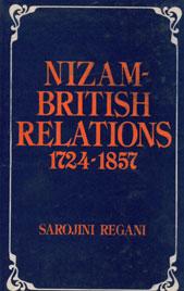 Nizam-British Relations, 1724-1857,8170221951,9788170221951