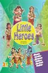 Little Heroes Bheema, Ganesha, Hanuman, Krishna, Luv-Kush, Prahlad,9380302991,9789380302997