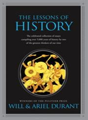 The Lessons of History,143914995X,9781439149959
