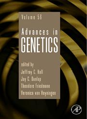 Advances in Genetics, Vol. 56 1st Edition,0120176564,9780120176564