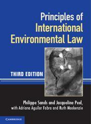 Principles of International Environmental Law,0521769590,9780521769594