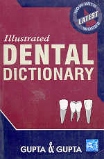 Illustrated Dental Dictionary 3rd Edition,8174731288,9788174731289
