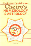 Cheiro's Numerology and Astrology The Book of Fate and Fortune 16th Printing,812220046X,9788122200461