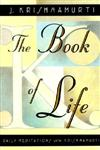 The Book of Life Daily Meditations with Krishnamurti,0060648791,9780060648794