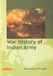 War History of Indian Army 1st Edition,8178846330,9788178846330