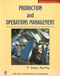 Production and Operations Management 2nd Revised Edition, Reprint,812241558X,9788122415582
