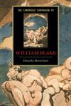 The Cambridge Companion to William Blake,0521786770,9780521786775