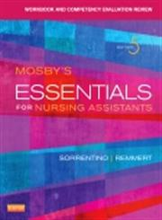 Workbook and Competency Evaluation Review for Mosby's Essentials for Nursing Assistants 5th Edition,0323113214,9780323113212