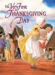 The Very First Thanksgiving Day,1416919163,9781416919162