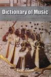 Dictionary of Music London, 1946 Indian Edition,8180901726,9788180901720