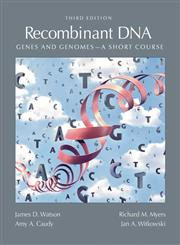 Recombinant DNA Genes and Genomes - A Short Course 3rd Edition,0716728664,9780716728665