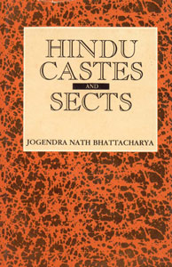 Hindu Castes and Sects An Exposition of the Origin of the Hindu Caste System and the Bearing of the Sects Towards Each Other and Towards Other Religious Systems,8121507006,9788121507004