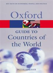 A Guide to Countries of the World 2nd Edition,0199202710,9780199202713