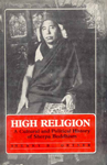 High Religion A Cultural and Political History of Sherpa Buddhism 2nd Reprint,8120809491,9788120809499