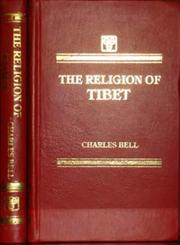 The Religion of Tibet Reprint London 1931 Edition,8120604806,9788120604803