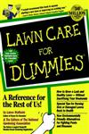 Lawn Care for Dummies,0764550772,9780764550775