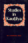 Studies in Kautilya 3rd Revised Edition,812150242X,9788121502429