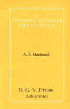 A Sanskrit Grammar for Students Reprint
