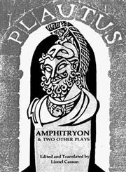 Amphitryon & Two Other Plays (The Norton Library, N601),0393006018,9780393006018