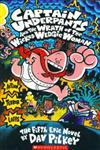 Captain Underpants and the Wrath of the Wicked Wedgie Woman The Fifth Epic Novel,0439050006,9780439050005