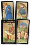 Visconti Tarots Deck,0738700193,9780738700199