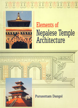 Elements of Nepalese Temple Architecture 2nd Revised Edition,8187392770,9788187392774