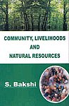 Community, Livelihoods and Natural Resources,9380191219,9789380191218