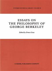 Essays on the Philosophy of George Berkeley,9027724059,9789027724052
