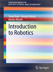 Introduction to Robotics,9400761007,9789400761001