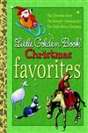 Little Golden Book Christmas Favorites,0375857788,9780375857782