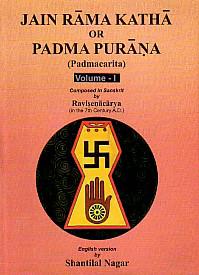 Jain Rama Katha or Padma Purana = Padmacarita 2 Vols. 1st Edition,8178541378,9788178541372