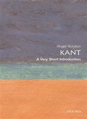 Kant A Very Short Introduction,0192801996,9780192801999