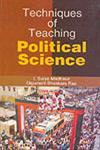 Techniques of Teaching Political Science,8184110618,9788184110616