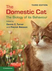 The Domestic Cat The Biology of Its Behaviour 3rd Edition,1107025028,9781107025028