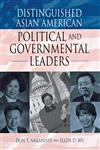 Distinguished Asian American Political and Governmental Leaders,1573563250,9781573563253