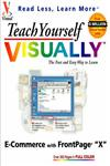 Teach Yourself Visually E-Commerce With Frontpage 1st Edition,076453579X,9780764535796