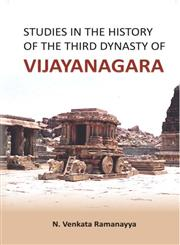 Studies in the History of the Third Dynasty of Vijayanagar 1st Reprint in India,8121200660,9788121200660