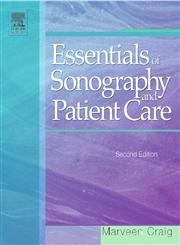 Essentials of Sonography and Patient Care 2nd Edition,1416001700,9781416001706