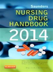 Saunders Nursing Drug Handbook 2014,1455707392,9781455707393
